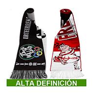 BUFANDAS DEPORTIVAS ALTA DEFINICIÓN