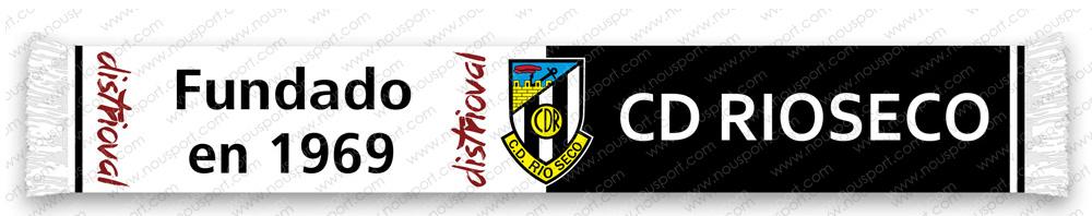 Bufandas Club Deportivo Río Seco