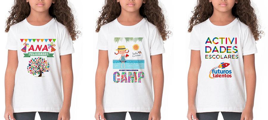 camisetas sublimacion con foto