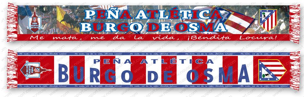 Bufandas Peña Atlética