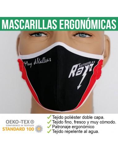 MASCARILLAS PERSONALIZADAS ERGONÓMICAS