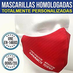 MASCARILLAS HIGIÉNICAS REUTILIZABLES PERSONALIZADAS