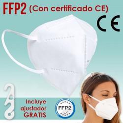 MASCARILLAS FFP2 BARATAS Y CERTIFICADAS CE
