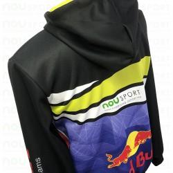 sudaderas con capucha personalizadas a todo color