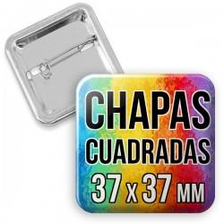CHAPAS CUADRADAS