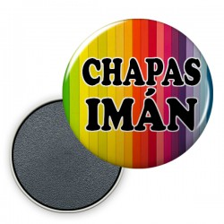 CHAPAS IMÁN