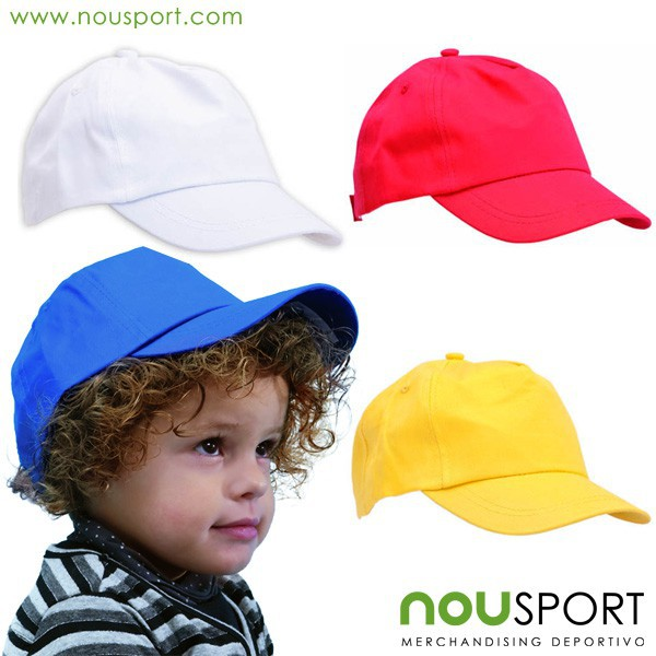 ca1315335543f Gorras personalizadas baratas para publicidad y eventos deportivos a ...