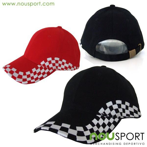 Gorras personalizadas baratas para publicidad y eventos deportivos a ... 71168d7b286
