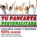 PANCARTAS PERSONALIZADAS BARATAS