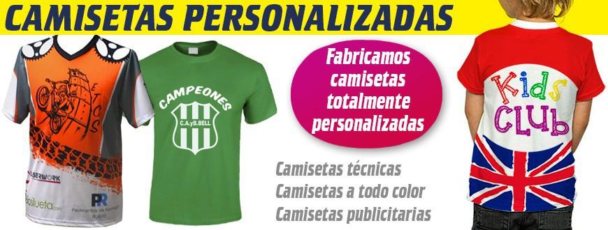 Camisetas Personalizadas Deportivas