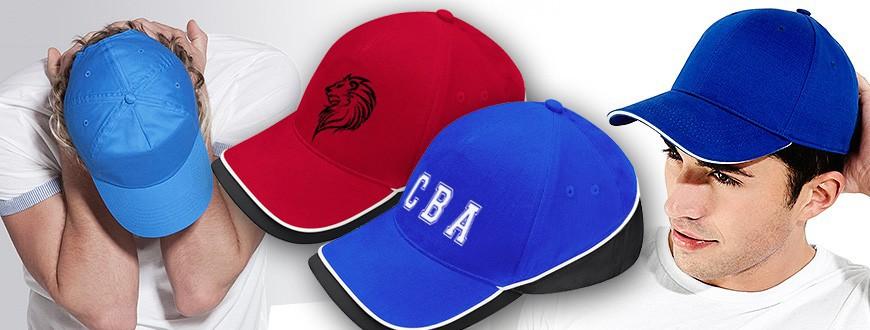 Gorras personalizadas baratas para publicidad y eventos deportivos a precios muy baratos