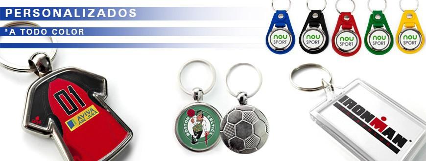 LLaveros personalizados Deportivos | Merchandising