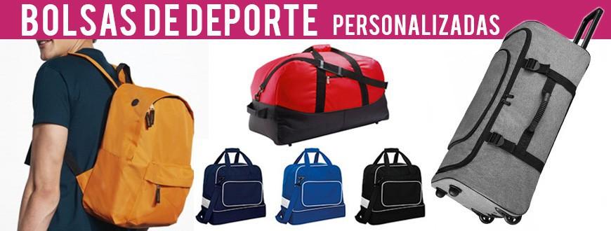 Bolsas Deportivas Personalizadas | Baratas