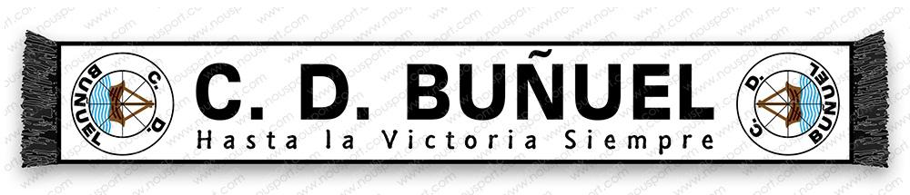 Bufandas Club Deportivo Buñuel