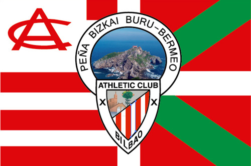 Banderas Athletic Bilbao