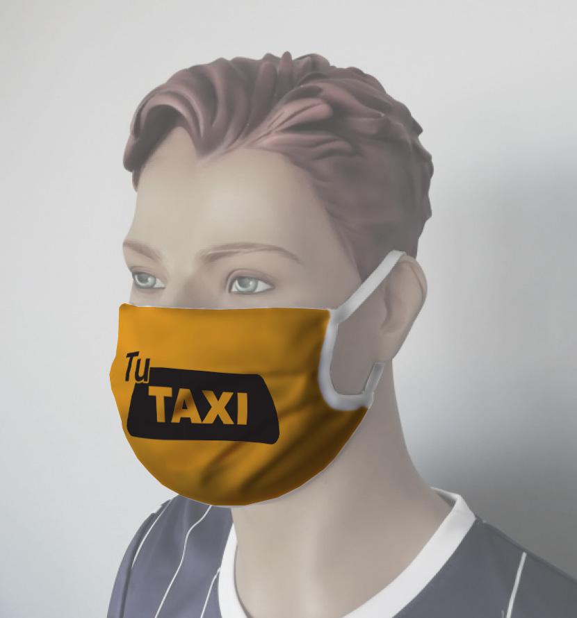 mascarillas para transportistas